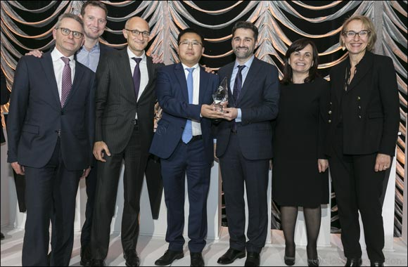 "Turkish Airlines won the ""Lease Deal of the Year Award"" at Airline Economics Aviation 100 Global Leaders Awards, and the ""Aircraft Tax Lease of the Year"" at Global Transport Financ"