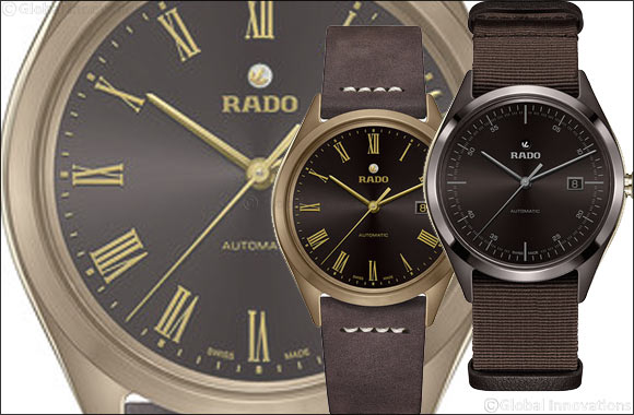 The Rado HyperChrome Ultra Light