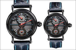 Chronoswiss Shows Off Twin Limited Edition Flying Grand Regulators