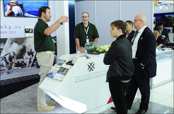 Abu Dhabi University and Knowledge Group to participate in IDEX 2019