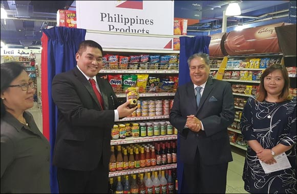 Al Maya Features Philippine Products in Dubai