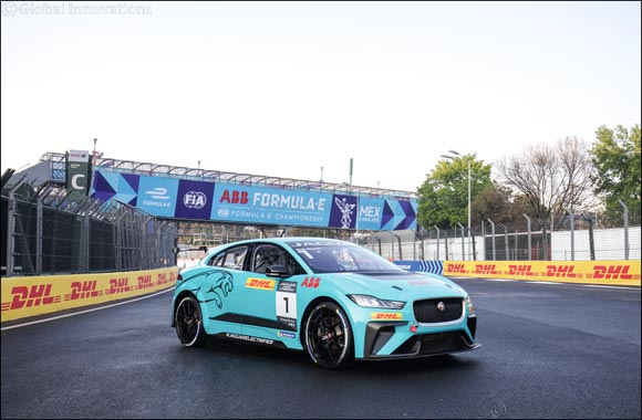 DHL chosen as Global Logistics Partner of the Jaguar I-PACE eTROPHY Championship