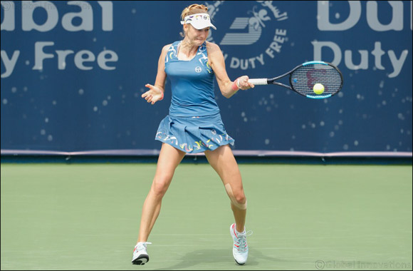 Thrills and upsets on opening day of Dubai Duty Free Tennis Championships