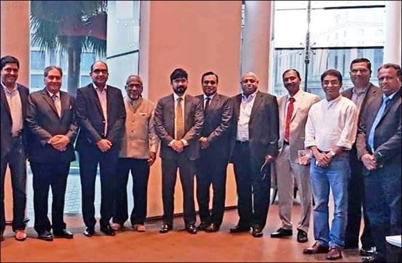 New Office Bearers of Gopio, Dubai Chapter