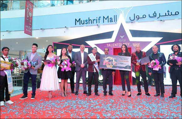 Mushrif Mall celebrates with Talentology 2019 Winners