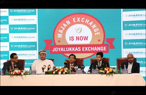 Majan Exchange is now Joyalukkas Exchange