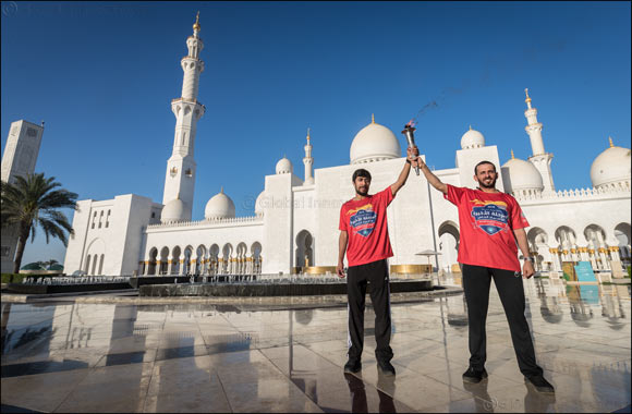 Special Olympics World Games Abu Dhabi 2019 Torch run to visit iconic locations across all seven emirates