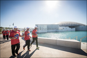 Special Olympics World Games Abu Dhabi 2019 Torch run to visit iconic locations across all seven emi ...
