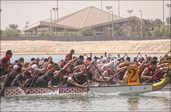Registrations open for Dubai Festival City's Dragon Boat Challenge