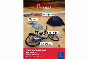 Enjoy thrilling outdoor activities with Dragon Mart's Bike and Camping Market