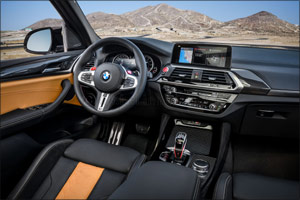 The new BMW X3 M and BMW X3 M Competition