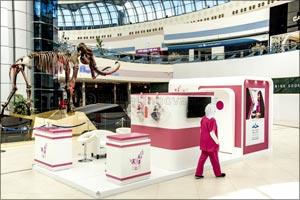 Free breast cancer screening at Marina Mall Abu Dhabi