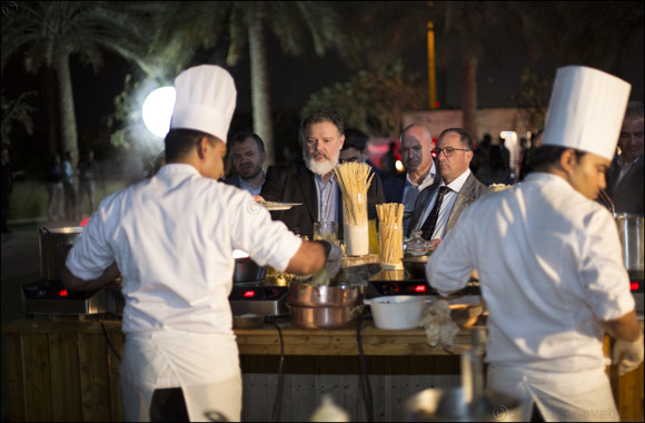 TuttoFood Dubai: An Evening Celebrating Italian Cuisine
