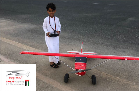 World's youngest pilot, 7-year-old Nasser, will represent UAE at Dubai Masters