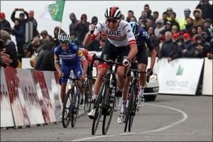 Super Six as Pogacar picks up top spot in Portugal