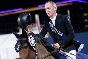 Ireland Claims CSI2* Longines Grand Prix Win on Day 3 of President's Cup