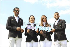 Five-star President of the UAE Showjumping Cup presented by Longines Comes to Spectacular Close with ...