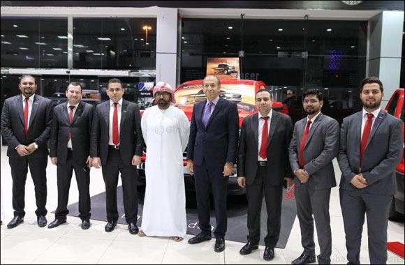 GMC Bin Hamoodah Auto concludes 2018 with Sierra sales record