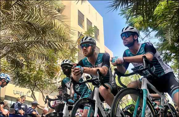 Al Mouj Muscat welcomes elite cyclists on the final stage of Tour of Oman 2019