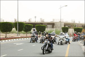Dubai Based Bike Club will ride for the fifth year to raise awareness for Autism in Dubai