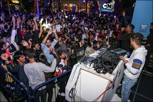 IMG Worlds of Adventures celebrates First Mardi Gras Festival in Dubai