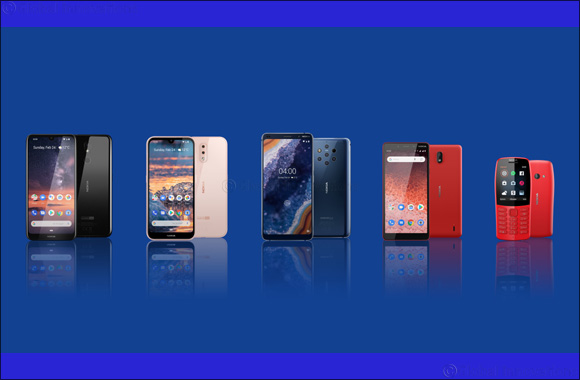 Introducing four new Nokia smartphones: delivering pioneering experiences across the range and true innovation in imaging to the UAE