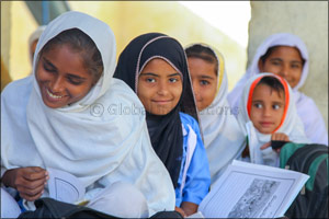 Dubai Cares' program in Pakistan marks a new milestone with 55% increase in pre-primary enrolment an ...