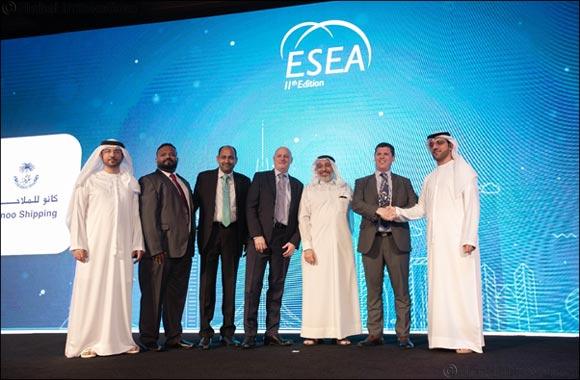 Kanoo Shipping wins Dubai Trade's 11th E-Services Excellence Award