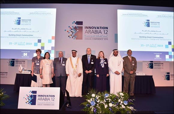 Dhahi Khalfan inaugurates 'Innovation Arabia 12'