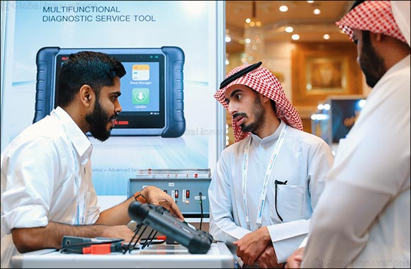 Automechanika Jeddah opens with 80 exhibitors from 15 countries