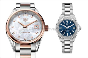 Celebrate Mother's Day with top gift ideas from Tag Heuer