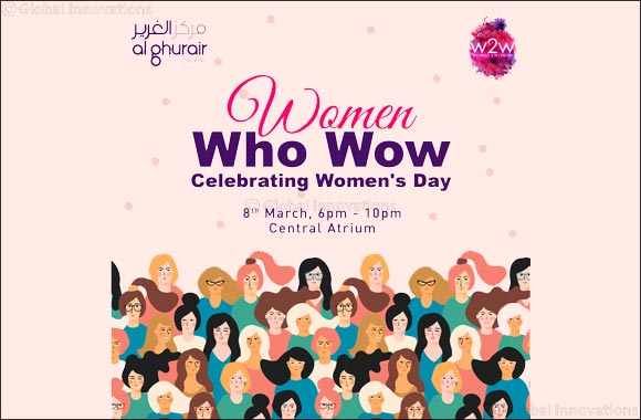 Al Ghurair Centre Celebrates International Women's Day