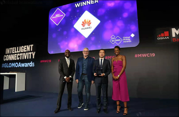 "HUAWEI Mate 20 Pro Wins it's first ""Best Smartphone""at MWC Barcelona 2019"