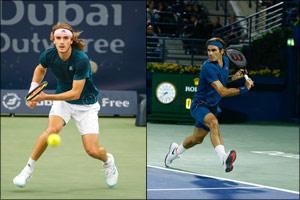 Roger Federer to play Stefanos Tsitsipas in Dubai Duty Free Tennis Championships Final