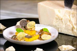Its Parmigiano Reggiano season at Roberto's Abu Dhabi