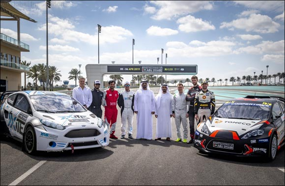 Yas Marina circuit will host incredible line up of sport and entertainment for world rallycross Abu Dhabi 2019