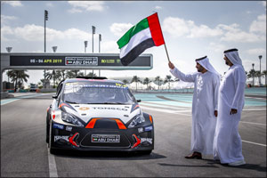 Yas Marina circuit will host incredible line up of sport and entertainment for world rallycross Abu  ...