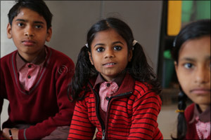 Dubai Cares delegation visits India to formally close successful education program and launch new Ea ...