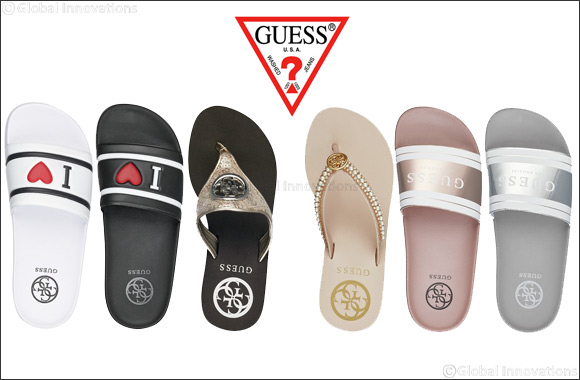GUESS Announces the Launch of Stylish Slides