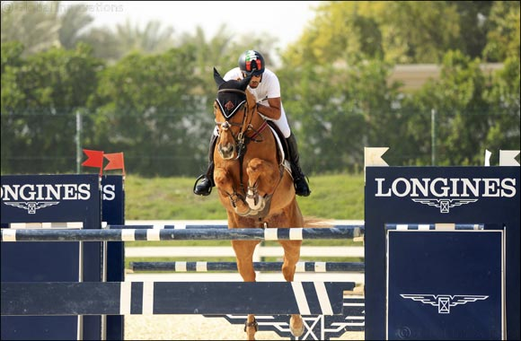 Week 11 of Emirates Longines Show Jumping League Has Eventful Finish at Abu Dhabi Equestrian Club