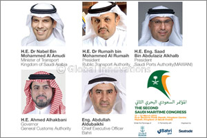 2nd Saudi Maritime Congress to Focus on Role of Shipping & Logistics Sectors Vis-a-vis Saudi Vision  ...