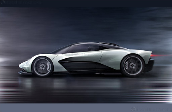 AM-RB 003:The Third in the Mid-Engined Family