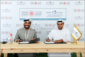 Abu Dhabi Health Services Company (SEHA) to provide healthcare services to Special Olympics World Ga ...