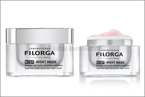 NCEF-NIGHT MASK � FILORGA's NEW miracle sleep mask for tired skin