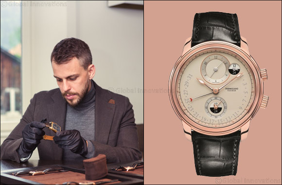 Parmigiani Fleurier, new friend of the brand – cybercrime fighter, Ilya Sachkov