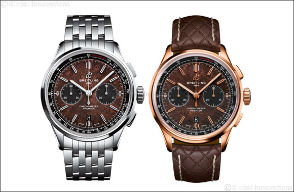 Breitling introduces the Premier Bentley Centenary limited edition