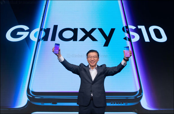 Samsung Unfolds the Future with new Galaxy S series in the UAE