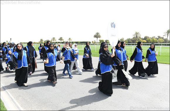"Dubai Customs organizes women's ""Tolerance Parade"" in conjunction with International Women's Day"
