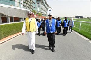 Dubai Customs organizes women's �Tolerance Parade� in conjunction with International Women's Day