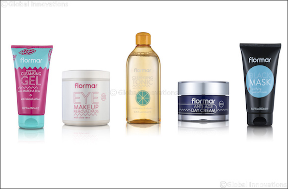 Flormar's skincare range